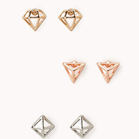 Cutout Geo Stud Set