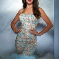 Mac Duggal 81752M Dress - MissesDressy.com