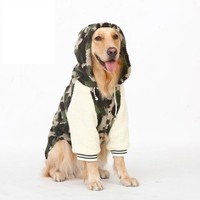 Big Dogs Camouflage Hoodie