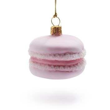 Pink Macaron Ornament | Sur La Table