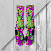 REPTAR RUGRATS CUSTOM NIKE ELITE SOCKS