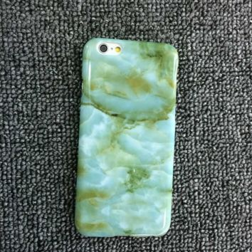 Unique Marble Pattern iPhone 5s 6 6s Plus Case Cover