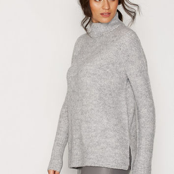 VIPLACE ROLLNECK KNIT TOP-NOOS, Vila