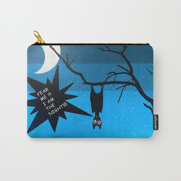 Fear Carry-All Pouch by Moonlit Emporium