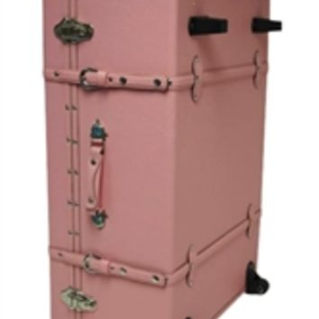 The Sorority College Dorm Trunk - Baby Pink