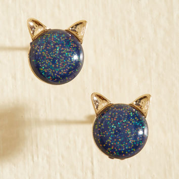 Pet Behind the Ears Earrings | Mod Retro Vintage Earrings | ModCloth.com