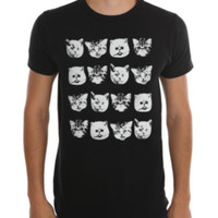 Cat Heads T-Shirt