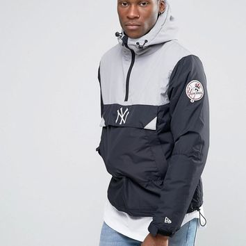 New Era | New Era Yankees Overhead Jacket at ASOS