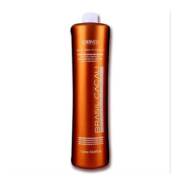CADIVEU BRASIL CACAU BRAZILIAN KERATIN TREATMENT 250ml (8.4oz) STEP 2 FRACTIONAL SALE .