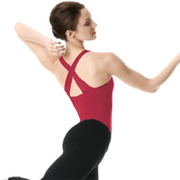 Crisscross Tank  Back Leotard