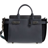 COACH 1941 Double Swagger Leather Satchel | Nordstrom
