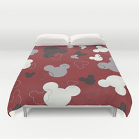 MICKEY MOUSE Duvet Cover by Acus