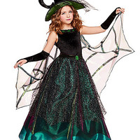 Kids Witch Costume - The Signature Collection - Spirithalloween.com
