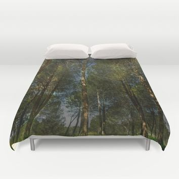 Hide and Seek Duvet Cover by Xiari_photo | Society6