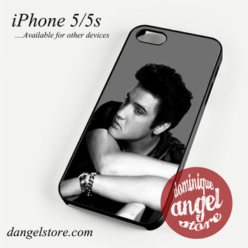 Elvis Presley King Of Rock Phone case for iPhone 4/4s/5/5c/5s/6/6s/6 plus