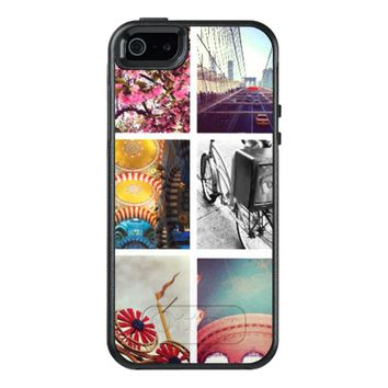 Custom Instagram Photo Collage Apple iPhone 5 Case