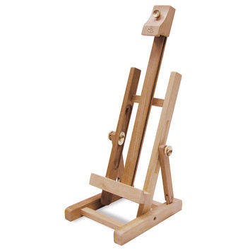 "Mini Tabletop Easel - For Up To 10.75"""" Canvas"