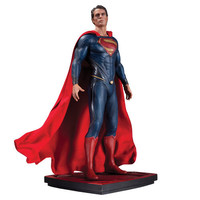 Superman Man of Steel Movie 1:6 Scale Iconic Statue - Dc Collectibles - Superman - Statues at Entertainment Earth