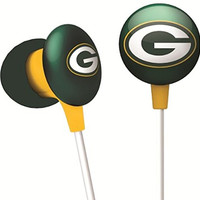 NFL Officially Licensed Greenbay Packers Ihip Earbuds