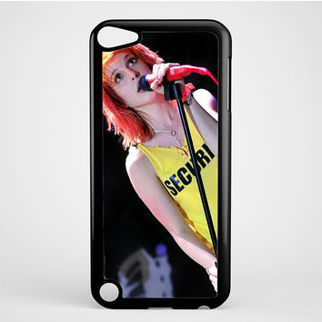 Hayley Williams Paramore Singer iPod Touch 5 Case