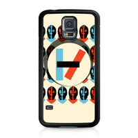 Twenty One Pilots Pattern Art Samsung Galaxy S5 case