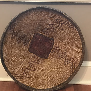 African Rice Basket