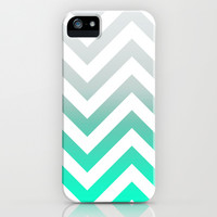 Chevronia IV iPhone & iPod Case by Rain Carnival