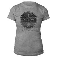 Pentatonix Official Store | Pentatonix Circle Logo Junior Tee