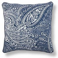 Threshold™ Paisley Decorative Pillow : Target