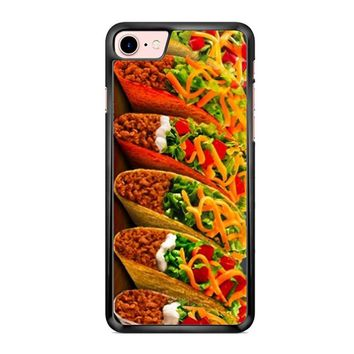 Taco Bell 2 iPhone 7 Case