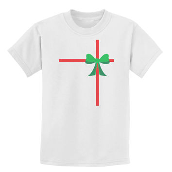 Christmas Present Gift Childrens T-Shirt