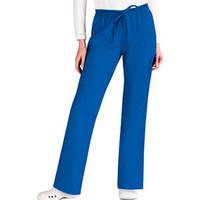 Everyday Scrubs by Dickies Unisex Daisy Paper Bag Waist Scrub Pants