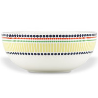 kate spade new york Hopscotch Drive Serving Bowl by Lenox