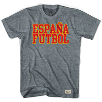 Spain Espana Futbol Nation Soccer T-shirt