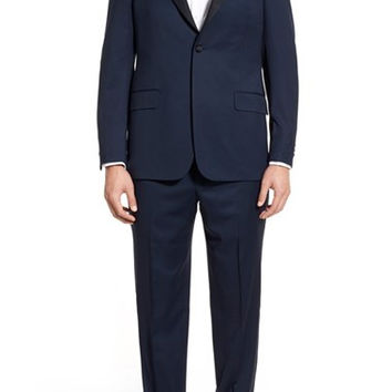 'Tailor's Gold' Classic Fit Wool Tuxedo