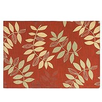 Pier 1 Imports - Product Details - Red Leaves Placemat