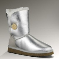 Womens Bailey Button Metallic by UGG Australia