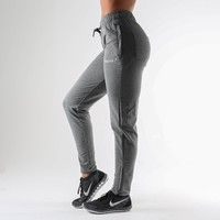 Gymshark Fit Bottoms - Charcoal Marl