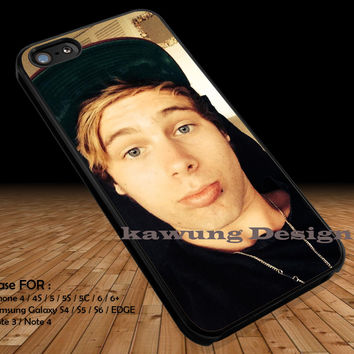 Cute Singer Luke Hemmings iPhone 6s 6 6s+ 5c 5s Cases Samsung Galaxy s5 s6 Edge+ NOTE 5 4 3 #music #5sos DOP2138