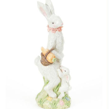 "2 Easter Figures - 22 "" H"