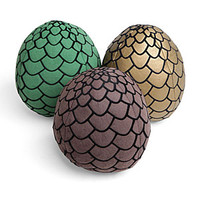 Game of Thrones Dragon Egg Plush - Green
