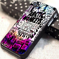 Arctic Monkeys customized for iphone 4/4s/5/5s/5c, samsung galaxy s3/s4, and ipod touch 4/5