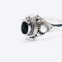 Sterling Silver Poison Ring - Urban Outfitters