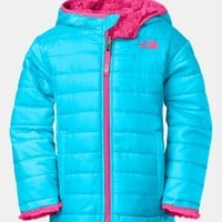 The North Face 'Mossbud Swirl' Reversible Water Repellent Jacket (Toddler Girls) | Nordstrom