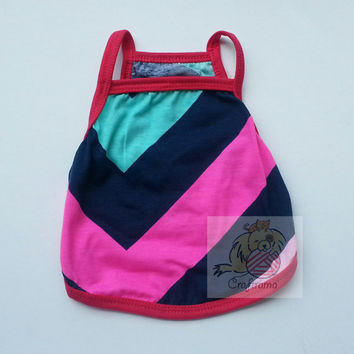 Pet shirt tank tops or spaghetti strap tops , ideal for dogs, cats, puppies and kittens.