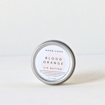 Herbivore Botanicals - All Natural Lip Butters (Blood Orange)