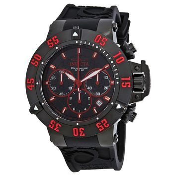 Invicta Subaqua Chronograph Black Dial Mens Watch 22924