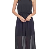 Babes Night Out CutOut Maxi Dress