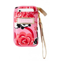 Lilly Pulitzer Pretty Pink Panda Carded ID Wristlet