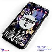 5 Seconds Of Summer Collage 1 - Personalized iPhone 7 Case, iPhone 6/6S Plus, 5 5S SE, 7S Plus, Samsung Galaxy S5 S6 S7 S8 Case, and Other